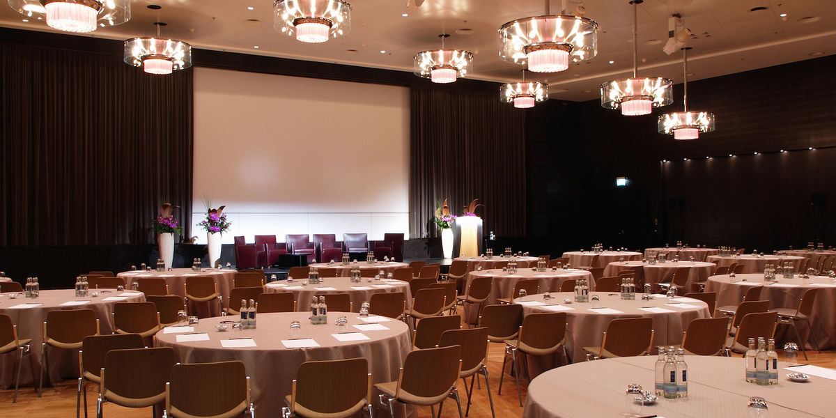 Ballsaal des Grand Hyatt Berlin